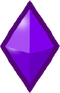 Violet Mystic Crystal PMTMF