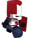 Castle crasher red by kagek2-d2zyos3