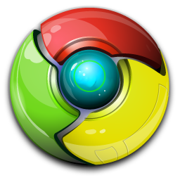 File:Chrome Logo 3D.png