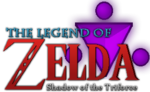TLOZ Shadow of the Triforce Logo