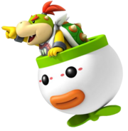 Bowser Jr Clown Car Small