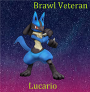 SSBC Roster Lucario