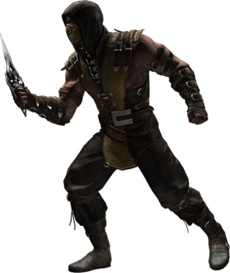 ScorpionRender