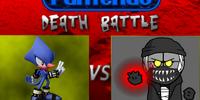 Fantendo Death Battle/Battle 02 - Charnelon vs. Blud D. Mess