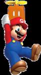 Mario with a Propeller Box