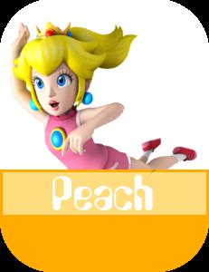Peach MRU