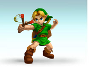 Young Link Charged