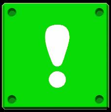 File:Green !Block.png