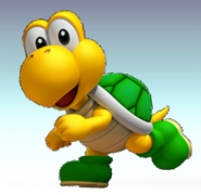Koopa troopa smash bros