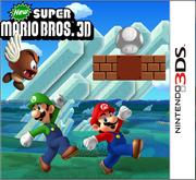 New! Super Mario Bros 3d