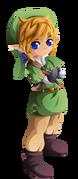 Link Zelda Party
