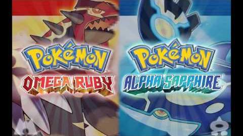ORAS Style Pokémon HeartGold and SoulSilver Sinjoh Ruins