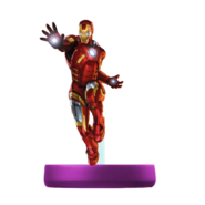 Sfw iron man amiibo