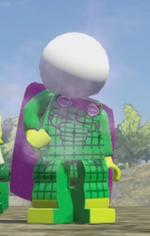 Mysterio (Lego Batman 4)