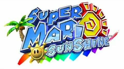 Delfino Airstrip (Super Mario Sunshine)
