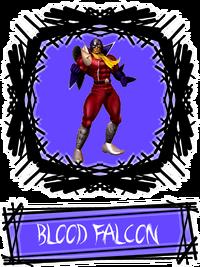 Blood Falcon SSBR