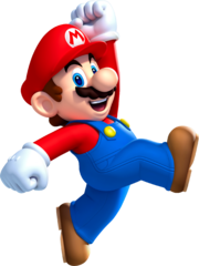 Mario - New Super Mario Bros U