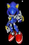 Metal Sonic 17