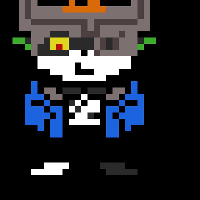 User Blog:DoodleFox/Challenge: Make Pixel Art Of Zelda