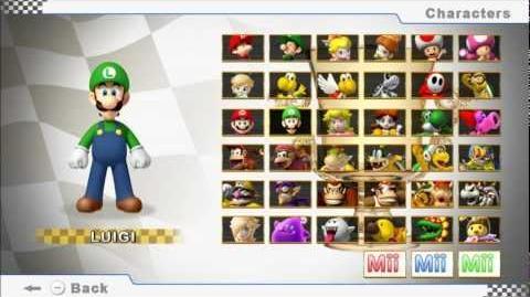 Mario Kart Wii U - Trailer