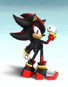 Shadow - Nintendo All-Star's