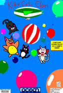 Kitty Cat Clan DOS cover