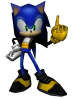Sonic Rivals-PSPArtwork1516Sonic Tux--article image