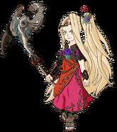 Viridi goddess of nature by kylain oshiro-d7zvcwh