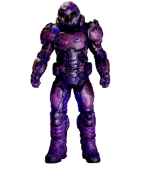 Doom Slayer Midnight