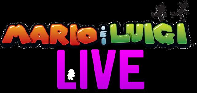 File:Mario & Luigi LIVE Logo.png