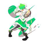 Green Tanuki Marie 2