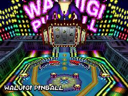 MTO- Waluigi Pinball