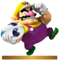 Mario Rugby Trophy - Wario