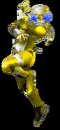 Shara the Yellow Ninja