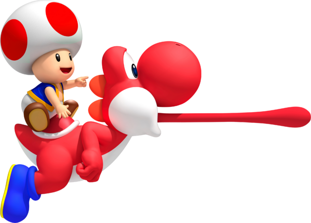 File:Red Toad on Red Yoshi.png