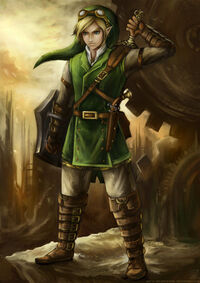 Steampunk-Link-the-legend-of-zelda-32056992-353-500