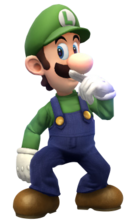 Luigi render by znkhucast-d78bvo2mine