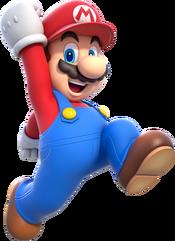 Mario Artwork - Super Mario 3D World