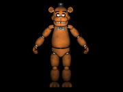 Freddy fazbear by i6nis-d7x3wqt