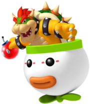416px-Bowser Koopa (Clown Car)
