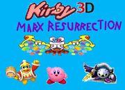 Kirby 3D Marx Resurrection