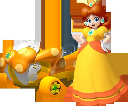 File:Mario Kart 7 - Daisy.png