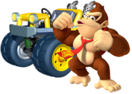 Donkey Kong MK9