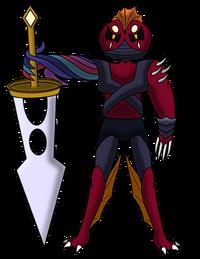 Espada Volante