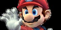 Super Mario 13/ Characters