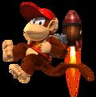Diddy Kong DKCR