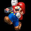 Mario MKA Artwork