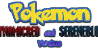 Pokemon DynamicRed and SereneBlue Versions