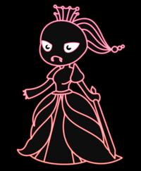 Queen Scarlet