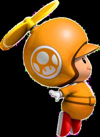 File:Propeller Orange Toad..png